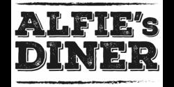 Alfie's Diner Logo