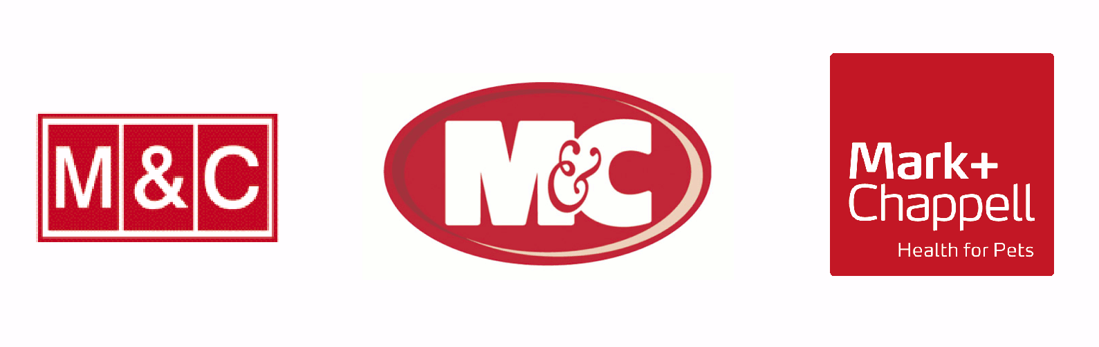 Mark and Chappell Logos